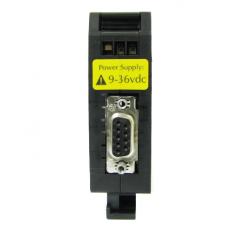 RS-232 to Fiber Optic Converter (Multi-mode) (rdc232fo-dv-2p-st)
