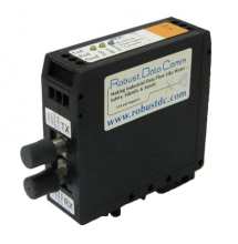 RS-232 to Fiber Optic Converter (Single-mode) (rdc232fos)