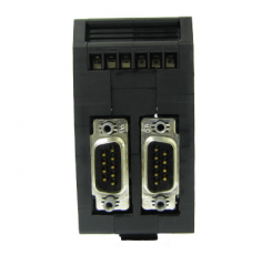 Isolated RS-232 3-Way Hub (rdc232hub-dv-4p-dd-F1)
