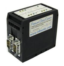 Isolated RS-232 3-Way Hub (rdc232hub) (1)