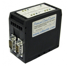 Isolated RS-232 Auto Select Switch (rdc232ih-dv-4p)