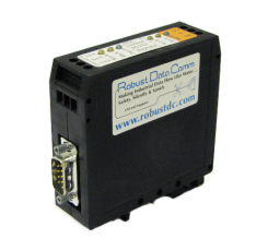 Isolated 5-wire RS-232 Repeater (rdc232ir5-5v-3p-dd)