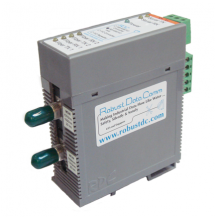 Isolated RS-485 to Dual WDM Hub (rdc485fh-gv-w-w-t-t-c-ab)