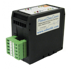 Isolated RS-232 to Dual RS-485 Intelligent Hub (rdc485ih-dv-4p-cd)