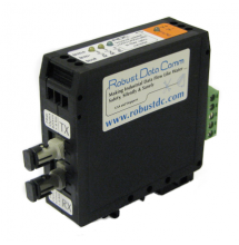 RS-232 / RS-485 / RS-422 to Fiber Optic Converter (rdcFOu)