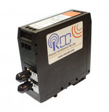 RS-485 to Singlemode Fiber Optic Converter (rdc485SFO-dv-2p-st-d)
